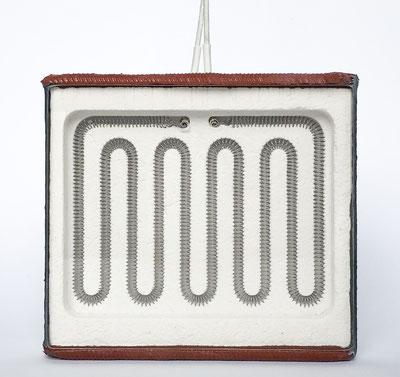 600W für Serie GL mit Glas-Keramikscheibe