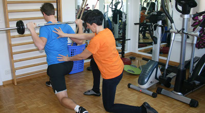 Sportphysiotherapie bei PHYSIOCO in Vaduz
