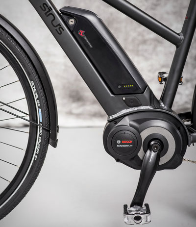 Bosch Performance Line e-Bike Motor