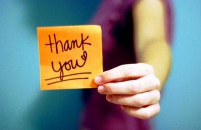 ouiiii merci, gratitude...