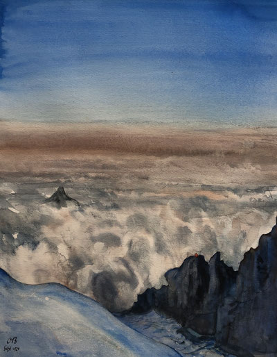 Otto Baumberger Jungfrau 1924