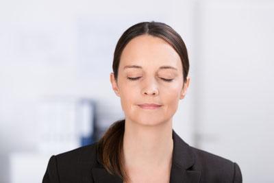 Autogenes Training hilft vor und während einer Burnout Phase