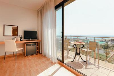Лучшие отели Барселоны в пляжной зоне