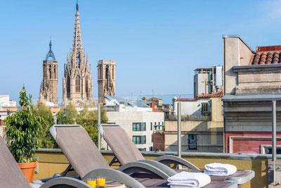 Лучшие апартаменты в Готическом квартале Барселоны