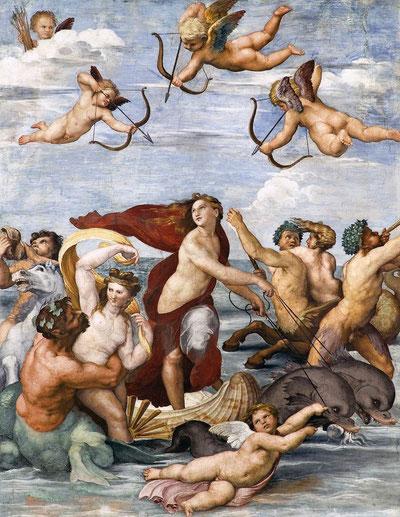 Триумф Галатеи (1512)