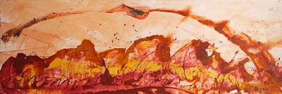 Kunst kaufen Dyba Malerei Ausstellung Galerie Acryl Öl Vernissage Bild