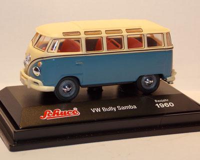VW Bully Samba 1960