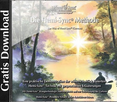 Die Hemi-Sync® Methode CD Cover