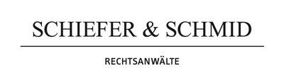 Logodesign: Peter Scheerer, Stuttgart - Schiefer & Schmid Rechtsanwälte, Stuttgart