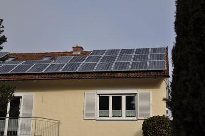 5,85 kWp Memmingen /  IBC MonoSol mit Steca