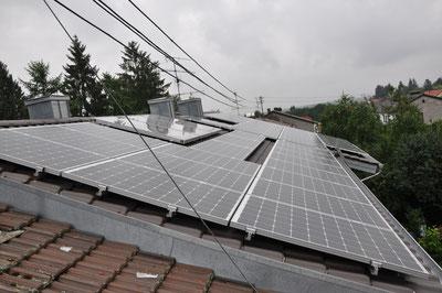 11,52 kWp Markt Schwaben /  IBC MonoSol mit SMA