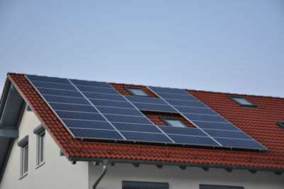 6,2 kWp Kaufering /  Suntech mit SMA