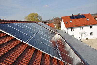 29,9 kWp Kirchdorf a.d. Amper /  IBC MonoSol mit SMA