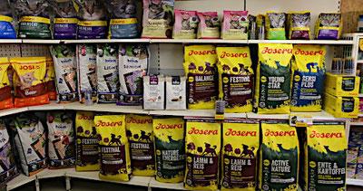 Hundfutter Katzenfutter Landhandel Schieren