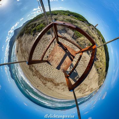 Belichtungsreise, Little Planet, Son Serra, Mallorca, Strand, Kugelpanorama, Panorama, 360 Grad, 360 Grad Panorama