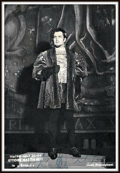 Ettore bastianini (Don Carlo) in Ernani