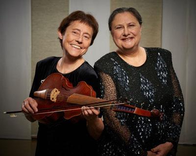 Marianne Rônez, Albena Naydenova: © Petra Schmid