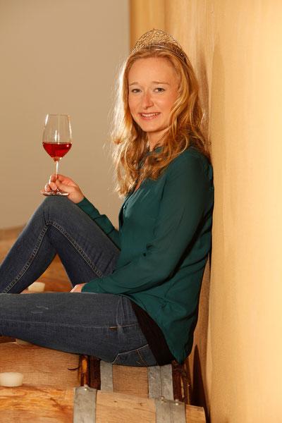 Isabella Vetter, Badische Weinkönigin, WEINJUBELLA, Bleichheim