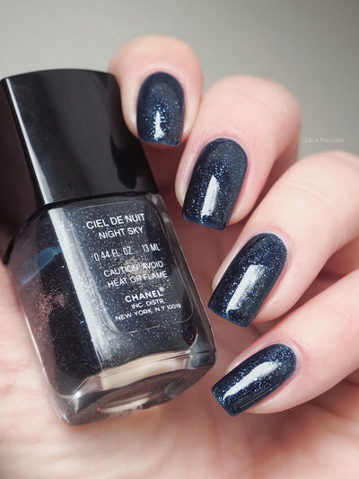 swatch CHANEL CIEL DE NUIT NIGHT SKY