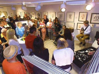Günter Grass Ausstellung