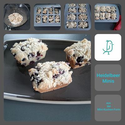 Mini-Kuchen-Form von Pampered Chef®