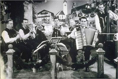 Dellnhauser Musikanten um 1960
