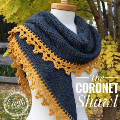 The Coronet Shawl
