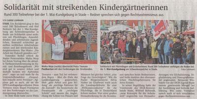 Tageblatt, 02.05.2015