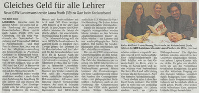 Buxtehuder Tageblatt, 7.11.2017