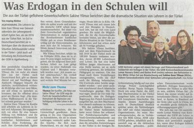 Buxtehude Tageblatt, 27.11.2017
