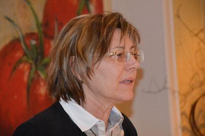 Referentin Heidemarie Schuldt (Rechtsanwältin, GEW Niedersachsen)
