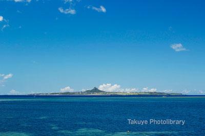 伊江島 沖縄の風景