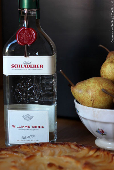 Williamsbirne von Schladerer