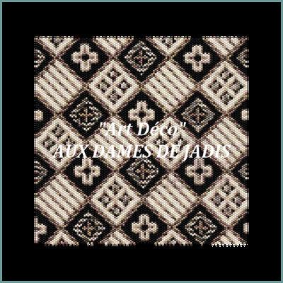 art deco-tapisserie-tapestry-pattern-peyote-miyuki-délica-DIY-seed-beads-bymady-auxdamesdejadis