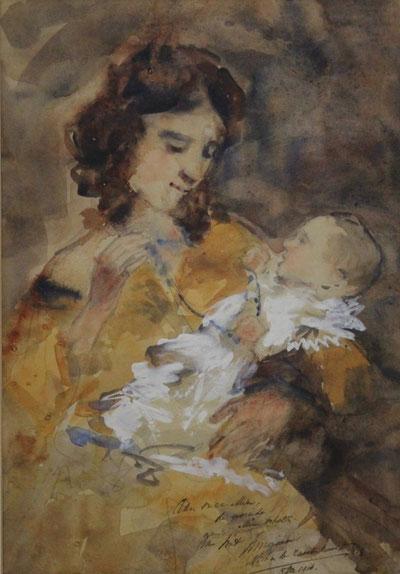 te_koop_aangeboden_een_kunstwerk_van_de_kunstschilder_simon_willem_maris_1873-1935_haagse_school