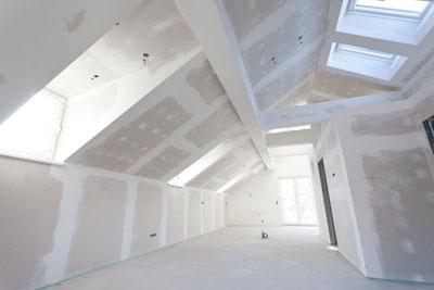 Trockenbauarbeiten, Malerfirma Brandenburg
