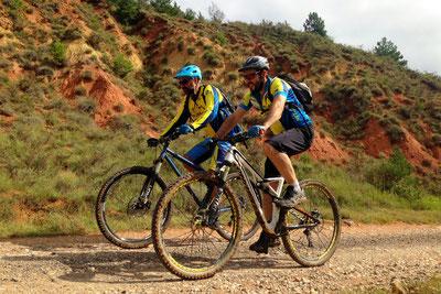 Ronde VTT des 3 Quilles - Bouichet