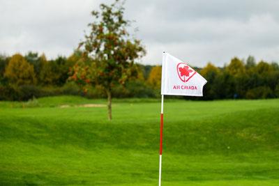 Golf Lochfahne, Lochfahne, Golflochfahnen, Lochfahnen bedrucken, Lochfahne mit Logo, Golf Lochfahne bedruckt
