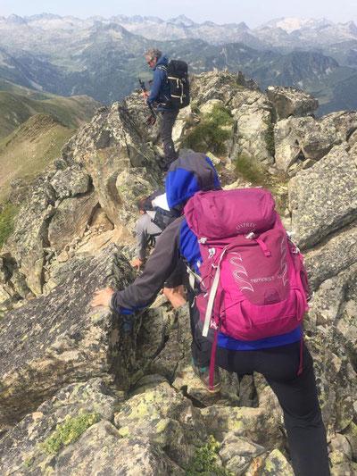 Pyrénées Exploration, randonnées, micro aventures et séjours