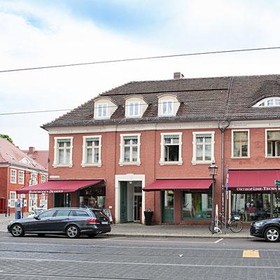 Laufanalysecenter Potsdam Friedrich-Ebert-Straße 25/26