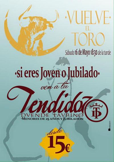 Promoción Duende Taurino Feria San Isidro