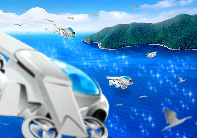 Okinawa Spaceport|Solving the pain of isolated islands
