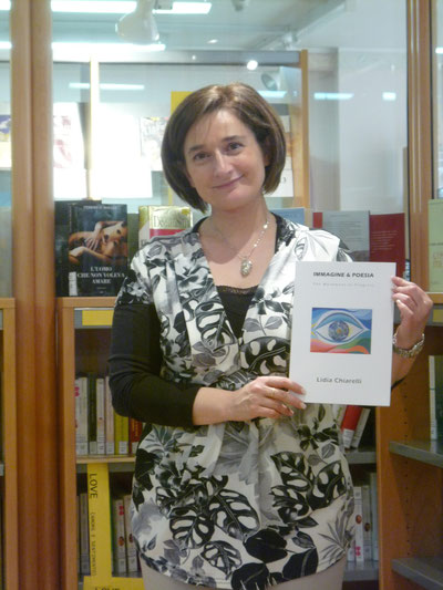 The librarian of Bardonecchia public library