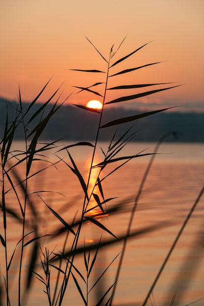 Sonnenuntergang fotografieren, Kameraeinstellungen