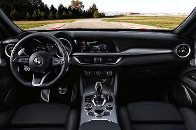 MAG lifestyle magazin online Alfa Romeo Giulia und Stelvio 2020 Selbstfahren