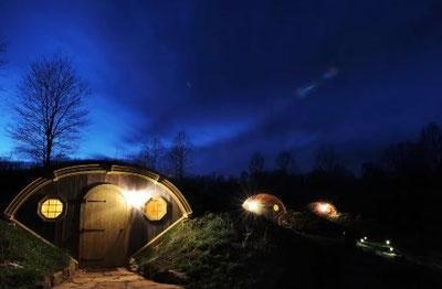 MAG Lifestyle Magazin Reisen Urlaub USA Abenteuerurlaub Unterkünfte Abenteurer Forest Gully Farms, Santa Fe, Tennessee