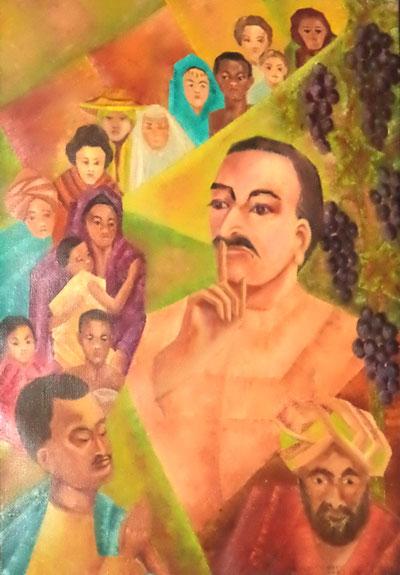 """Silent Meher"" - Vishveshwar"