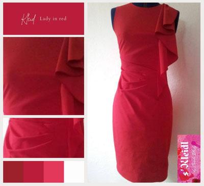 rotes Kleid | Lady in red | der Klassiker