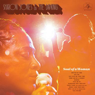 2017 / Sharon Jones & The Dap-Kings - Soul Of A Woman