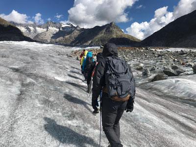 Grosser Aletschgletscher Gletschertour